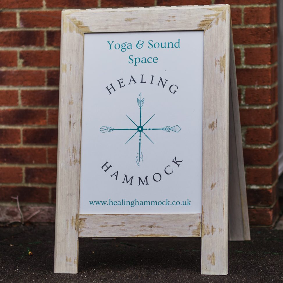 Healing Hammock - finding lightness in life...