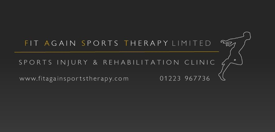 Fit Again Sports Therapy